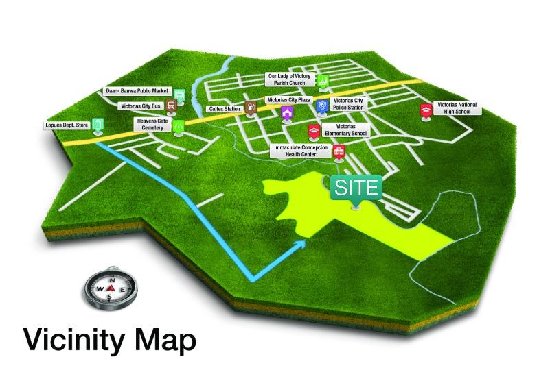 3d Map Position